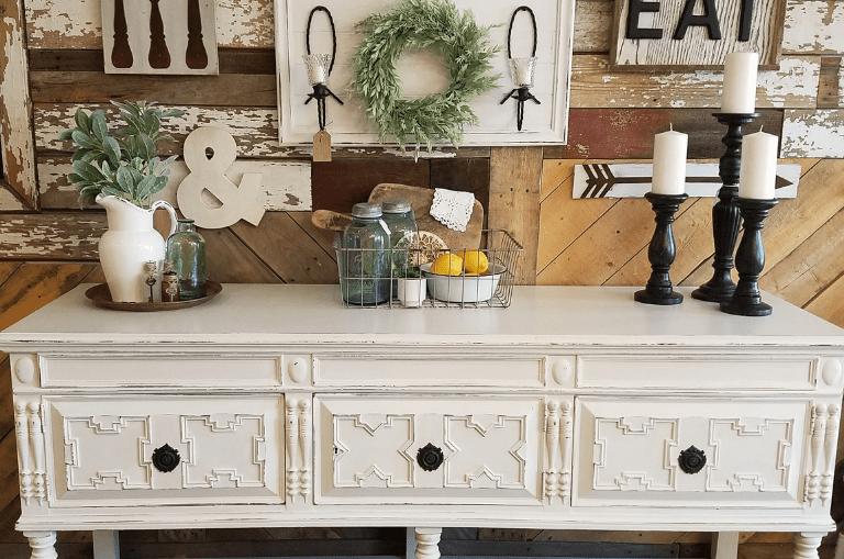 How to Create Farmhouse Furniture