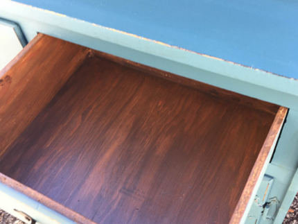 How to Update Drawers with Voodoo Gel Stain
