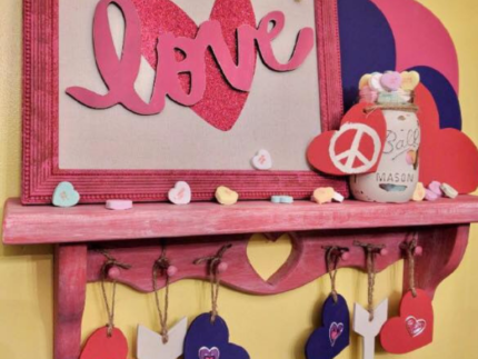 How to Create Valentine's Day Crafts