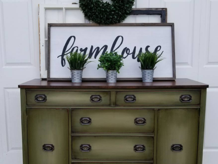 Create St. Patrick's Day Furniture
