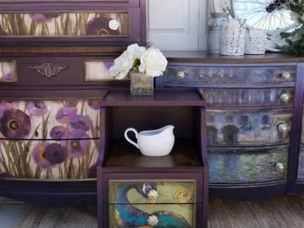 How to Decoupage with Ease