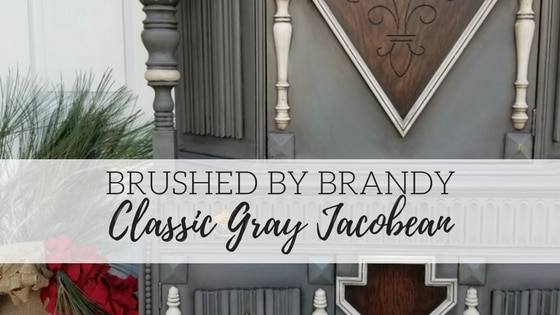 Brushed By Brandy – Classic Gray Jacobean