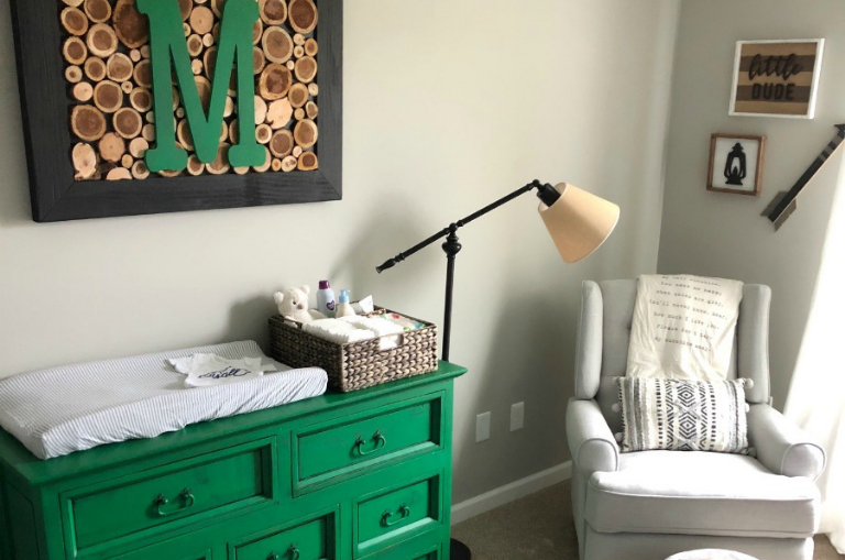 How to Create DIY Nursery Art