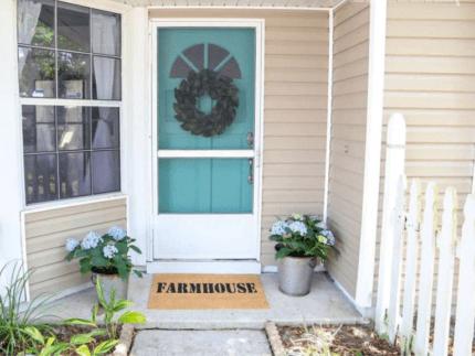 How to Create a DIY Doormat