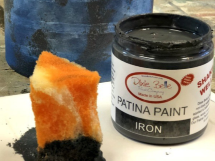 How to Use Patina Paint on Glass
