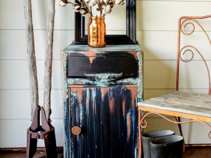 How to Use Patina Paint and Spray