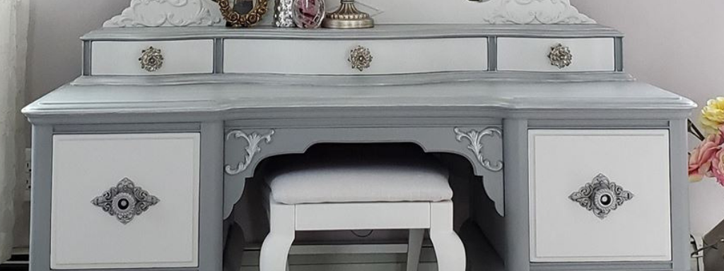 Learn How to Create a Stunning Silver Vanity
