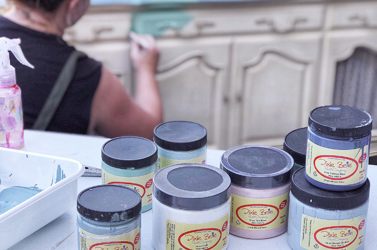 How to Get Started with Dixie Belle Paint