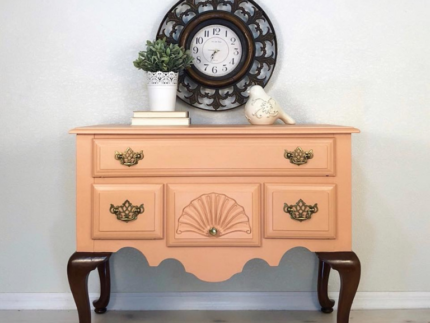How to Mix Apricot and Terracotta Paint