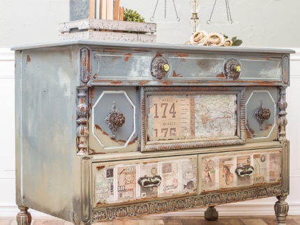 How to Update an Antique Chest