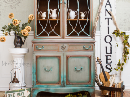 How to Use Patina Paint