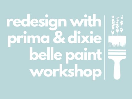 Come Create in Cali at our Workshop