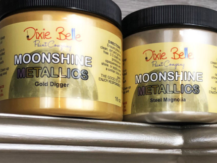 How to Use Moonshine Metallics