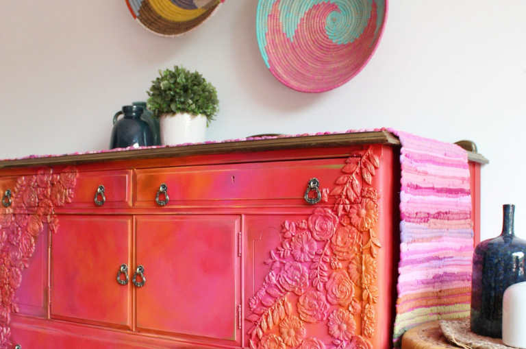 How to Blend Bright Colors