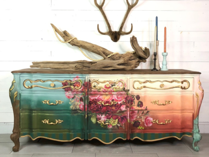 How to Create a Whimsical Dresser