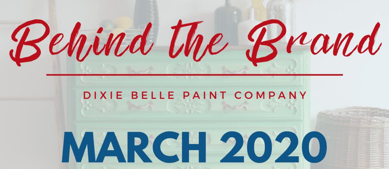 March Dixie Belle eBook