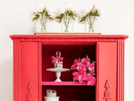 Update a Vintage Cabinet