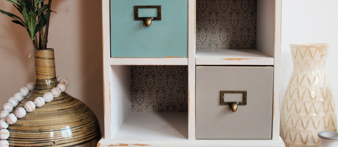 Create an Apothecary Cabinet