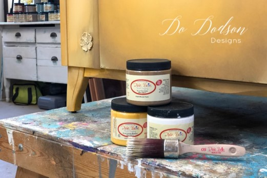 yellow-chalk-mineral-paint-cabinet