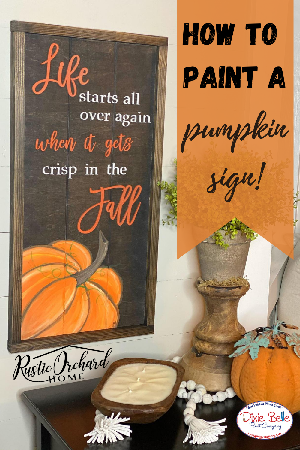 how-to-paint-pumpkin-wood-sign-fall-decor