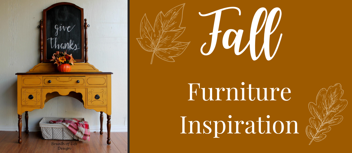 Fall Furniture Inspiration