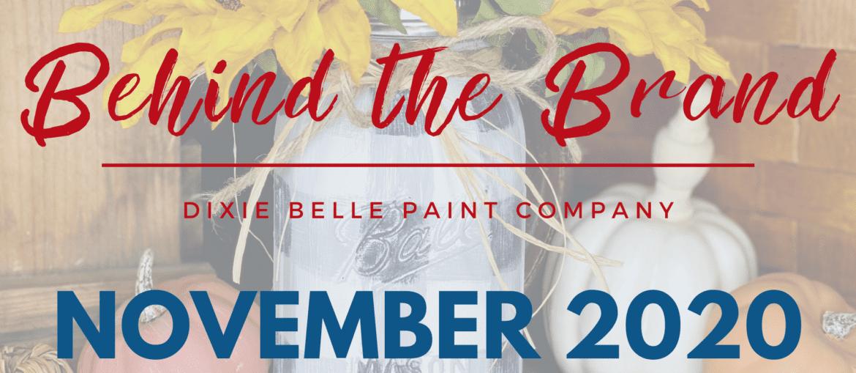 November Dixie Belle eBook