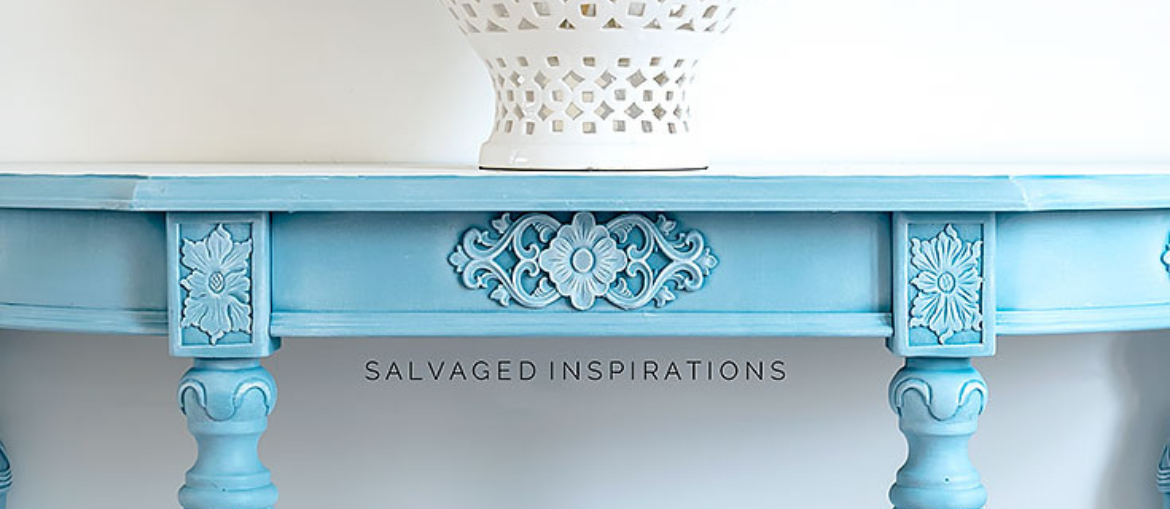 Entryway Table Makeover